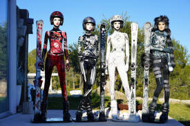 David CINTRACT - David Cintract-Model-skis- VENDU