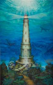 Jean Marie GASTEUIL - le phare