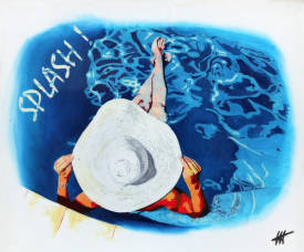Jean Jacques VENTURINI - Splash !.
