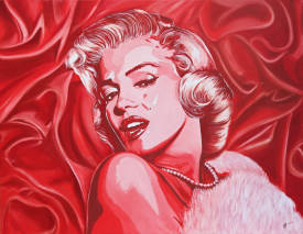 Jean Jacques VENTURINI - Rouge Marilyn:2.