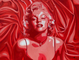 Jean Jacques VENTURINI - Rouge Marilyn:1.