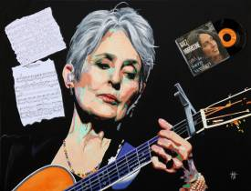 Jean Jacques VENTURINI - Here's to You - Joan Baez