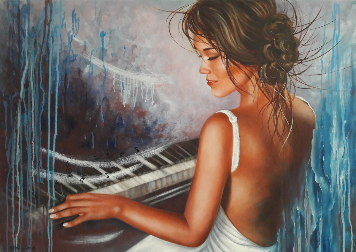 Shena AJUELOS - Blues melody.jpg
